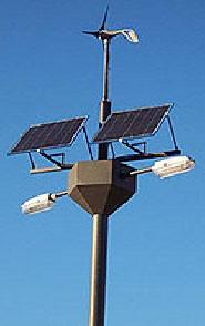 Farolas solares